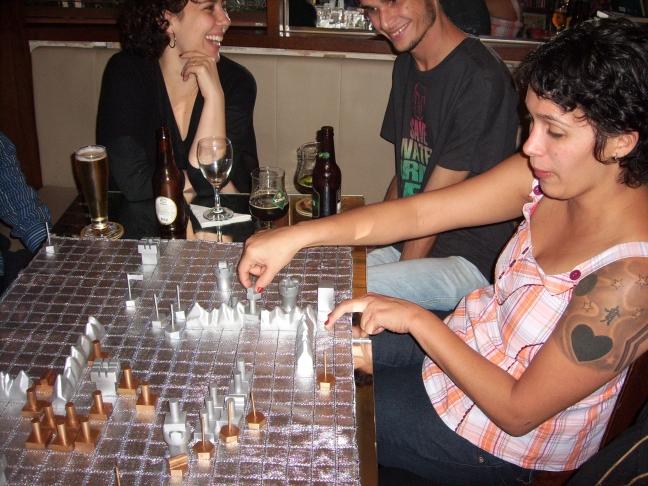 Class wargames in Brazil