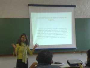 Jarina Fernandes apresenta Lições deixadas pela História do EJA