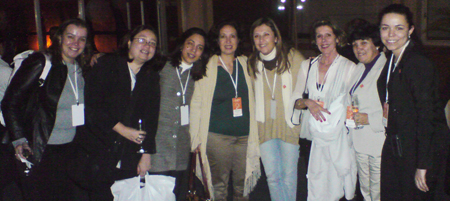 Alguns integrantes da Blogs Educativos