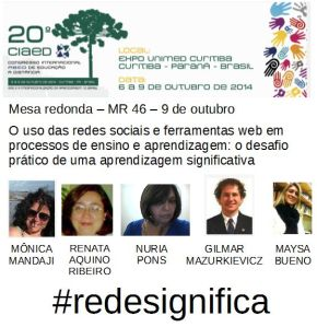 #redesignifica