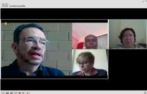 Escuchando Alejandro Pisanty, Olga Cavalli y S. Osepa